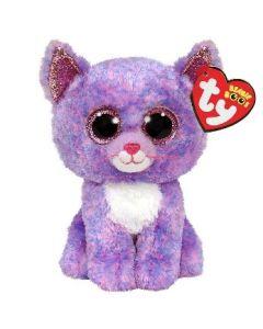 Ty Cassidy Cat Beanie Boo medium 24 cm 36486