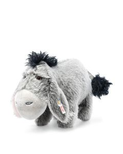 Disney Eeyore Soft Toy. 36cm (14.5 inches) high. Steiff 355738