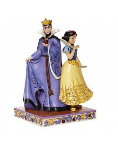 Evil and Innocence - Snow White and Evil Queen Figurine6008067 by Disney Enesco