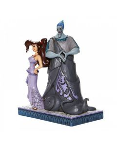 Moxie and Menace - Meg and Hades Figurine6008070 by Disney Enesco