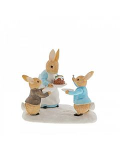 Peter Rabbit Christmas Bauble by Enesco A30193