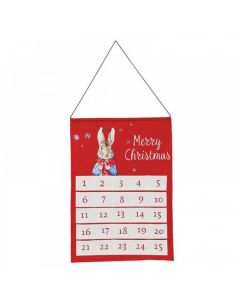 Peter Rabbit Advent Calendar by Enesco A30328