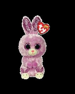 Ty Fuzzy Bunny Beanie Boo 15cm 36246