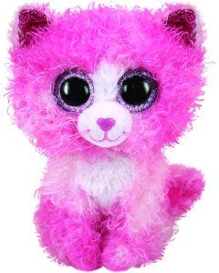 TY Beanie Boo Reagan Cat Plush 15cm 36308