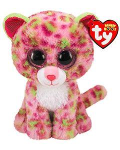 TY Beanie Boo Lainey Leopard Plush 15cm 36312