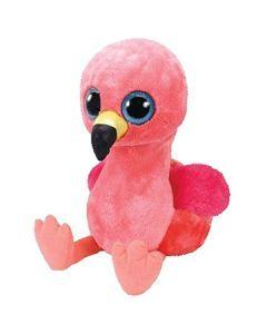 TY Beanie Boo Gilda Flamingo Plush 15cm 36848