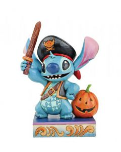 Lovable Buccaneer - Stitch as a Pirate Figurine6008987