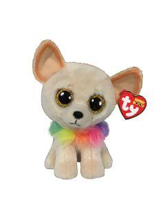 TY Chewey Chihuahua Plush Beanie Boo 15cm 36324