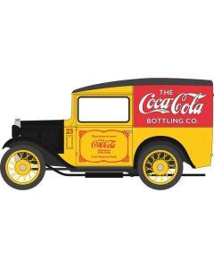 Oxford Diecast Coca Cola Van 76ASV006CC