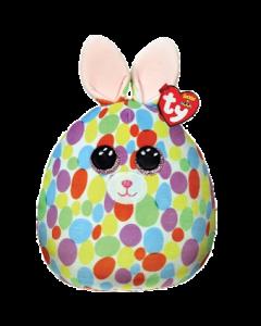 "Ty Bloomy Bunny Squishaboo 10"" 39301"