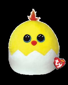 "Ty Popper Chick Squishaboo 14"" 39206"
