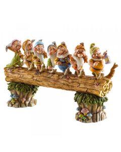 """""""Homeward Bound"""" Seven Dwarfs Figurine 4005434"""