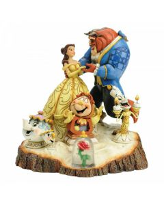 Live Your Dream (Carved by Heart Tangled Figurine)4059736 by Disney Enesco