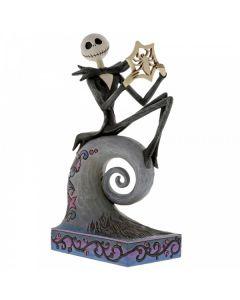 """What's This?"" Jack Skellington Figurine Jim Shore by Enesco 4039063"