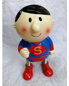 40441A Superhero Money Bank by Shudehill Giftware