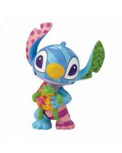 Stitch with Frog MiniFigurine 4049376 Disney by Enesco
