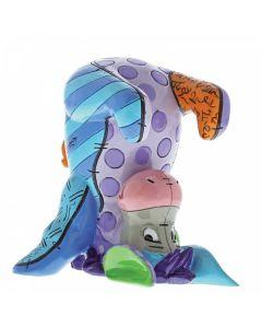 Eeyore with Butterfly MiniFigurine 6001309 Disney by Enesco