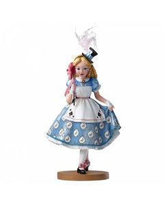 Alice in Wonderland Masquerade Figurine4050318 Disney Enesco