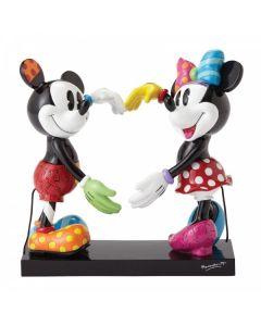 Mickey and Minnie MouseFigurine Disney by Enesco 4055228
