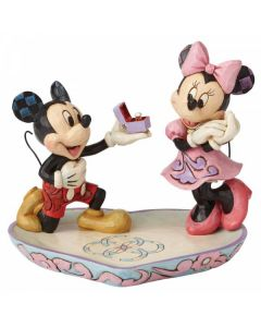Thinking of You (Mickey Mouse Figurine)6001281 by Disney Enesco