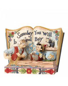 Pride and Joy. Carved by Heart Aristocats Figurine 6007057 by Disney Enesco