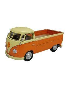 Cararama VW T1 Pick Up Orange 413441