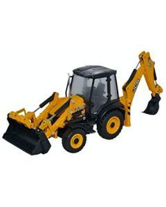 Oxford Diecast JCB 3CX Eco Backhoe Loader JCB 763CX001