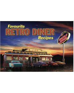 Salmon Favourite Retro Diner Recipes Book SA114