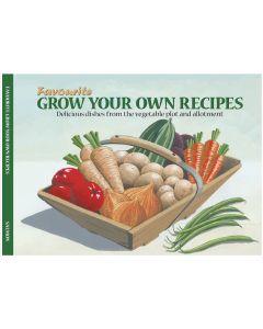Salmon Favourite Grow Your Own Recipes Book SA109