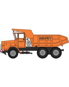 Oxford Diecast AEC 690 Dumper Truck Wimpey 76ACD001