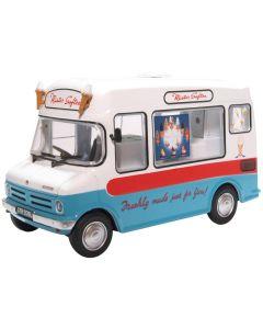 Oxford Diecast Bedford CF Ice Cream Van Morrison Mr Softee 43CF003