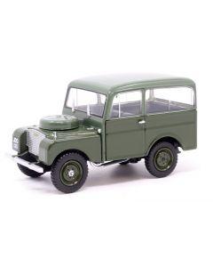 Oxford Diecast Land Rover Tickford Two Tone Green 43TIC001