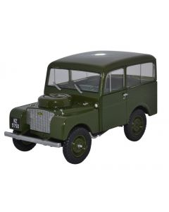 Oxford Diecast Land Rover Tickford Bronze Green 43TIC002