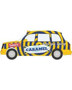 Oxford Diecast Tunnocks TX4 Taxi 43TX4009