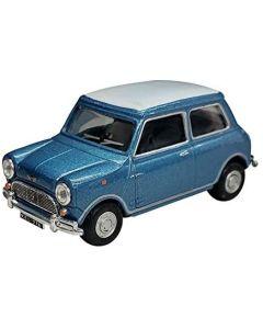 Cararama Mini Cooper Metallic Blue 441340