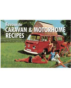 Salmon Favourite Caravan and Motorhome Recipes Book SA020