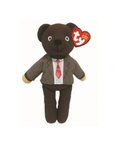Mr Bean's Teddy in Jacket and Tie by TY 25cm 46226