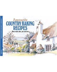 Salmon Favourite Country Baking Recipes Book SA028