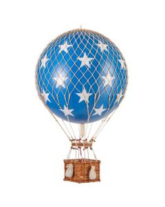 Authentic Models Royal Aero,Blue Stars AP163BS