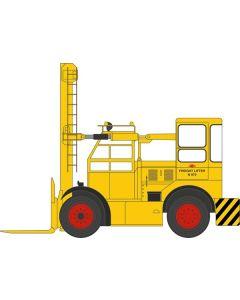 Oxford Diecast Shelvoke & Drewry Freightlifter British Rail (Yellow) NSDF003
