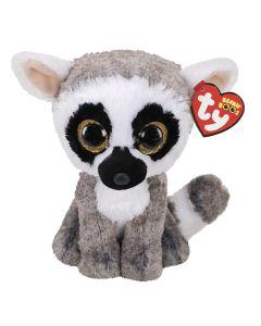 TY Linus Lemur Beanie Boos 36224