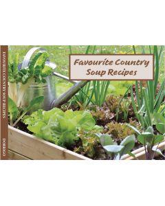 Salmon Favourite Country Soups Recipes Book SA054