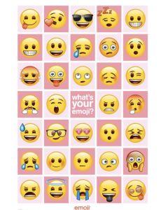 Emoji Know your Emoji Maxi Poster by GB Eye GN0854