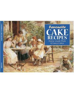 Salmon Favourite Cake Recipes Book 1 SA024