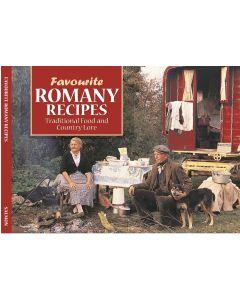 Salmon Favourite Romany Recipes Book SA053