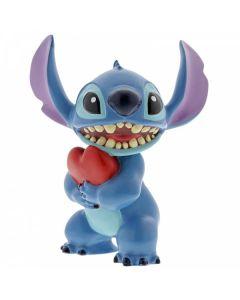 Stitch Heart Figurine6002185 Disney Enesco