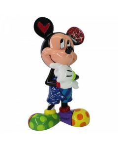 Mickey Mouse Thinking Figurine Disney by Enesco 6003345