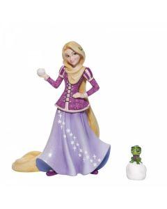 Holiday Rapunzel Christmas Figurine6006275 Disney Enesco