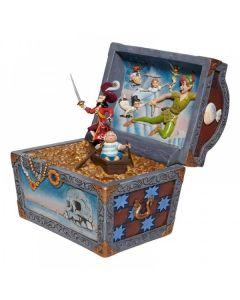 Peter Pan Flying Scene Figurine6008063 by Jim Shore for Disney Enesco