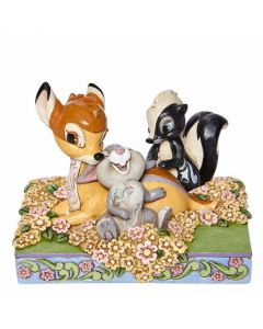 Childhood Friends - Bambi and Friends Figurine6008318 by Disney Enesco